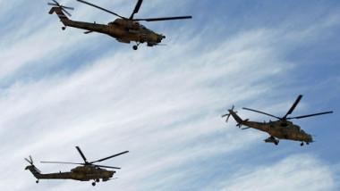 """الطيران العراقي يرصد """"مفاجأة خطيرة"""" ويصب نيرانه عليها"""