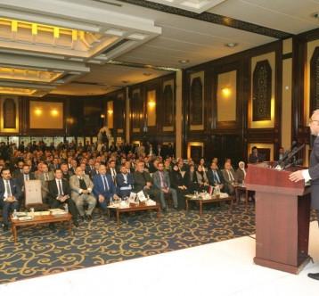 عبد المهدي: قادرون على إيجاد الحلول لجميع الأزمات وبناء مستقبل أفضل