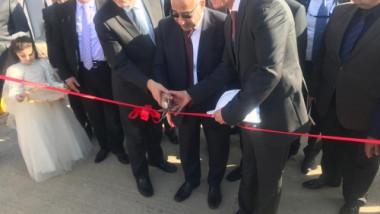 عبد المهدي يفتتح محطة كهرباء ببغداد وينتقد سوء الإدارة في أزمة الطاقة
