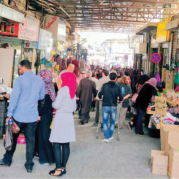 «الجبوري « يبحث الاعفاءات الضريبية على السلع الاردنية ومدى تأثيرها على المنتجات العراقية