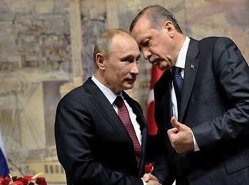 اردوغان ولافروف يحذران من نوايا مبيتة لتقسيم الدول الأكبر في الشرق الأوسط