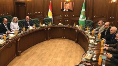 الاتحاد الوطني يلوح بخيارات صعبة مع الديمقراطي ويطالب بمنصب رئيس الاقليم
