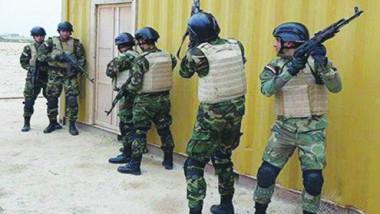 تدريبات مصرية – كويتية منها الخاصة بمكافحة الإرهاب