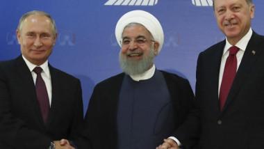 قمة تركية روسية إيرانية حول سورية الأسبوع المقبل