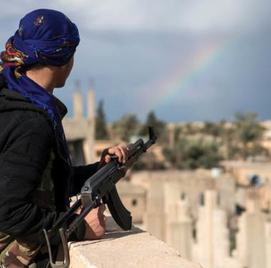 قوات سوريا الديموقراطية تناشد  الاتحاد الأوروبي عدم التخلي عنها