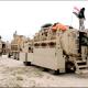 لواء آلي لاسناد القطعات العسكرية في تأمين الحدود العراقية السورية