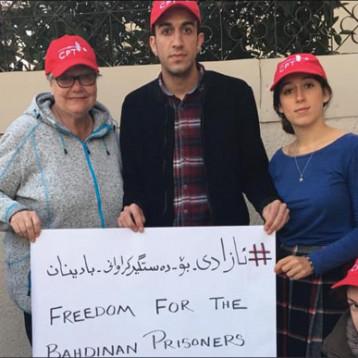 مطالبات باطلاق سراح نشطاء مدنيين ومعتقلي رأي على خلفية أحداث شيلادزي