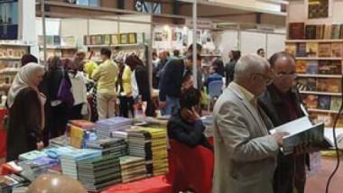 معرض بغداد الدولي للكتاب حضور واسع ومتنوع من مختلف الاعمار