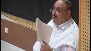 ياسر البراك على قاعة الجواهري وحديث عن المسرح في الناصرية