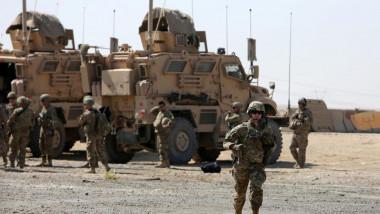 انتشار قوات أميركية بالزي المدني واعتقالاتها العشوائية إشاعة روجتها اذاعات وفضائيات