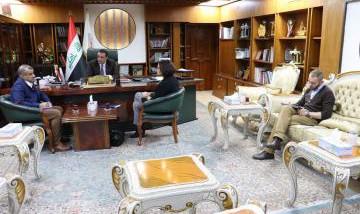 محافظ كركوك يطالب بدعم دولي لأعمار المناطق المحررة والقرى المهدمة