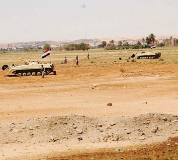 استنفار امني عراقي على حدوده مع سوريا