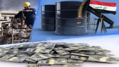 بالارقام.. ايرادات العراق من صادرات النفط لكانون الثاني 2019