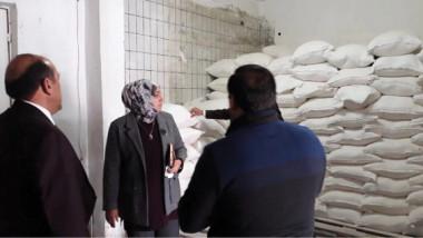 «غذائية التجارة» تواصل تجهيز بغداد والمحافظات بالسكر والزيت ايام العطل