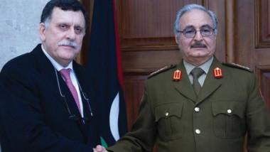 الاخوان في ليبيا يحتشدون لإعاقة انتخابات الرئاسة بحجة رفض حكم العسكر