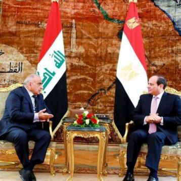 قمة عراقيةـ مصرية ـ أردنية في القاهرة لتحقيق طفرات اقتصادية