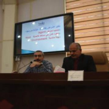 الصناعة تنظم ورشة عمل عن (الثروة السمكية  في العراق – الواقع والطموح)