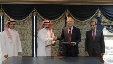 العراق يوقع مذكرة تفاهم تجارية مع السعودية