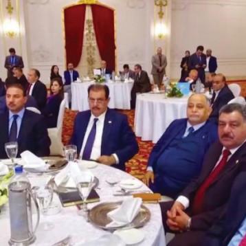 المجلس الاقتصادي: العراق يعقد مؤتمراً  لإعادة الاعمار بحضور شركات مصرية
