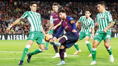 برشلونة يصطدم بيونايتد ومواجهة إنجليزية خالصة بين سيتي وتوتنهام
