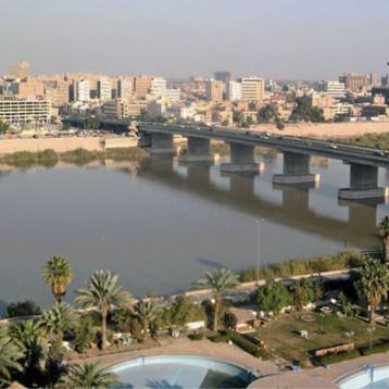 حسن الجنابي: بغداد مهددة بغرق محتمل هذه السنة و 20 مليون طن من الطمى في دجلة