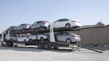 كردستان: استيراد سيارات بأكثر من مليار دولار سنوياً