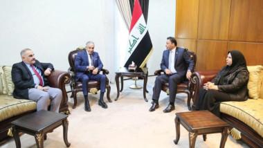 مصر تتطلع لاتفاقيات اقتصادية ثنائية مع العراق