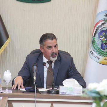 وزير العمل: فتحنا آفاقاً للتعاون مع المنظمة الدولية لتنفيذ المشروع الطارئ