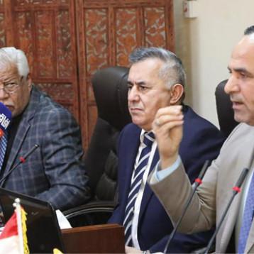 وزير الشباب والرياضة يبارك فوز العراق بمنصبين آسيويين