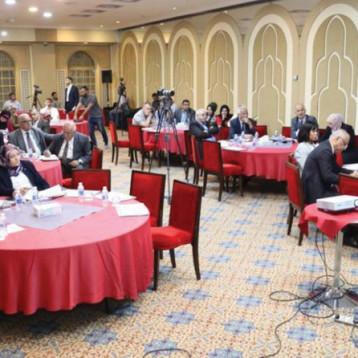 التخطيط تناقش التقرير الوطني الطوعي الاول للتنمية المستدامة ودور القطاع الخاص فيه