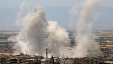 التصعيد المستمر على إدلب ومحيطها يقتل المزيد  من المدنيين ولا استجابة لوقفه