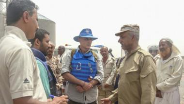 الحوثيون ينسحبون من ثلاثة موانيء  من بينها الحديدة في اليمن