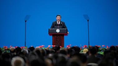 الرئيس الصيني: لا وجود لصراع حضارات في الخلاف التجاري مع واشنطن