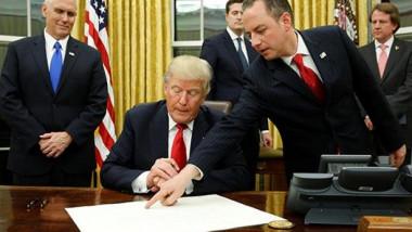 ترامب يلغي الرسوم على استيراد الصلب والالمنيوم من كندا والمكسيك