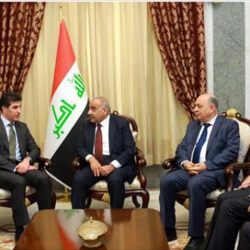حكومة الإقليم تجدد استعدادها لإجراء حوار جدي مع بغداد بشأن النفط
