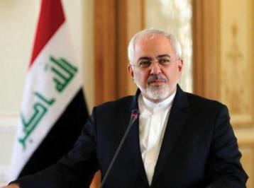 ظريف من بغداد: سنتصدى بقوة لأي حرب ضد إيران عسكرية كانت ام اقتصادية