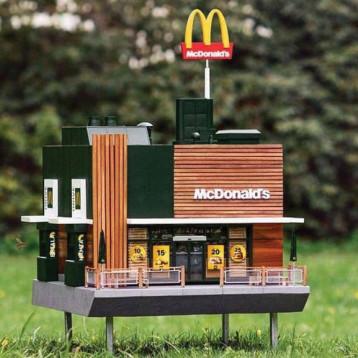 """""""ماكدونالدز"""" لتخزين العسل!"""