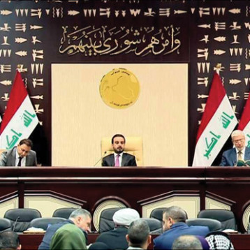 جلسة البرلمان اليوم تخلو من مناقشة قانون الانتخابات وتناقش الاحداث الأمنية الأخيرة