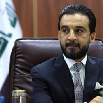 الحلبوسي: موعد جلسة التصويت على الحكومة لم يحدد ولا وجود لإجراءات أحادية الجانب