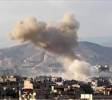 مقتل عشرة مدنيين بغارات روسية في إدلب