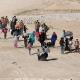 اعادة 129 نازحا من المخيمات الى مناطقهم الاصلية غربي الانبار