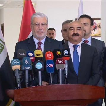 وفد من اقليم كوردستان لبغداد يتلقى وعودا من البرلمان وعبد المهدي بشأن ملفين