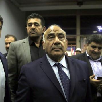 عبدالمهدي يوبخ سياسيين بسبب محافظ كركوك السابق: لم اعلم باعتقاله ولم يجر اتصالا مع بارزاني