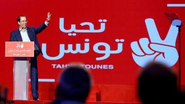 «تحيا تونس» حديث النشأة ينتخب  رئيس الوزراء الشاهد رئيسا له