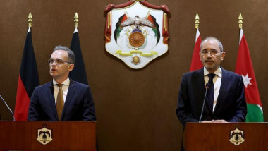 الأردن والمانيا تؤيدان حل الدولتين  لأنهاء النزاع الفلسطيني الاسرائيلي