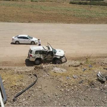الحوادث المرورية تفتك بالمواطنين على طرق الموت في إقليم كردستان