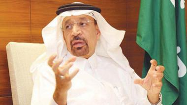 الفالح: نسعى لتوازن السوق النفطية قبل 2020