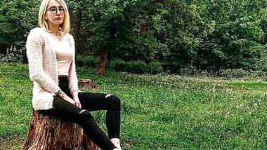 المولودة الوحيدة في تشرنوبل تحتفل بميلادها العشرين