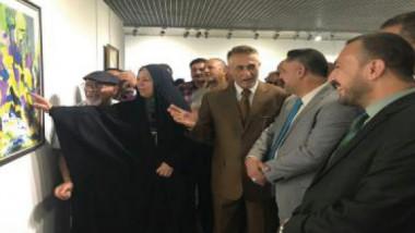 باللون والتشكيل.. حسين البلدواي  يكشف خفايا تجلياته