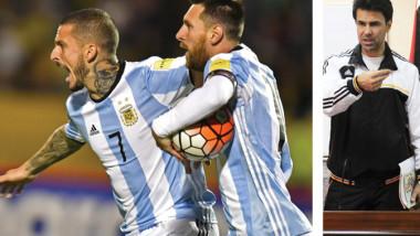 بسام رؤوف: مشاركة تأريخية لقطر  وارشح الأرجنتين للفوز باللقب